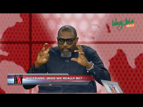 Re Packaging Nigeria With Charles O' Tudor On AsEdeyHot