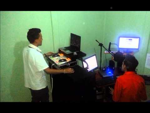DjYon En Cabina - Invitandolos A Eskuchar Unruly Time (Tu Zona Musical & Dancehall Vibes Crew) HD