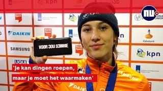 Europees kampioen Schulting voelde zich oppermachtig in Dordrecht