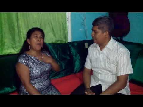 Tacita de Café El Sabor de Costa Grande, entrevista a Jesefina Vargas Benítez.