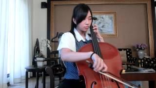 黃怡瑄Kadi-小幸運 A Little happiness 大提琴獨奏版 cello vision