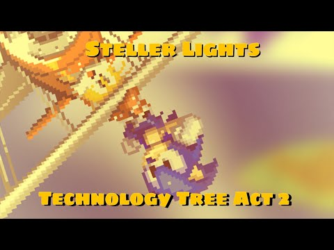 Stellar Lights - Mikey Franklin (Technology Tree Act 2 Vocal Theme SATS)