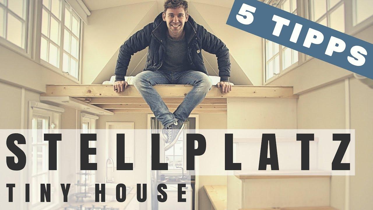 tiny house stellplatz finden 5 tipps max green tiny house deutschland youtube. Black Bedroom Furniture Sets. Home Design Ideas