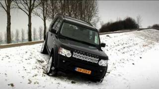 Land Rover Discovery 4 roadtest (english subtitled)