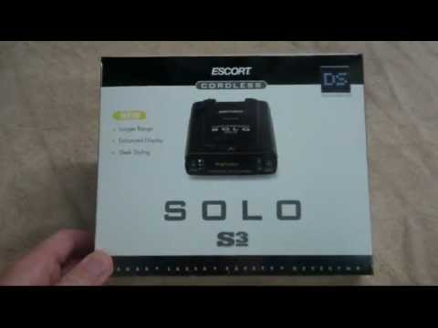 2011 VW GTI: Episode 20 Vlog: Escort Solo S3 Cordless Radar Detector