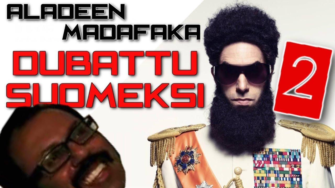 Download ALADEEN MADAFAKA! #2   Dubattu Suomeksi