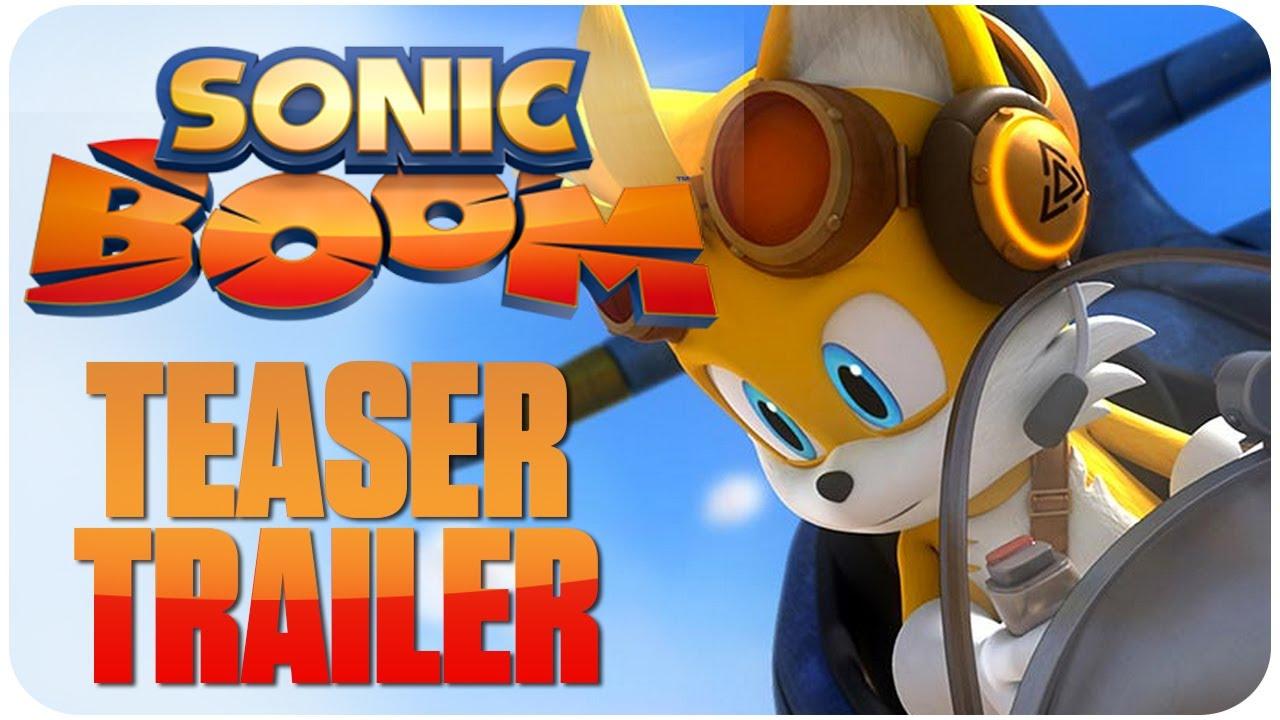 Sonic Boom™ - TV Series Trailer (HD) - YouTube