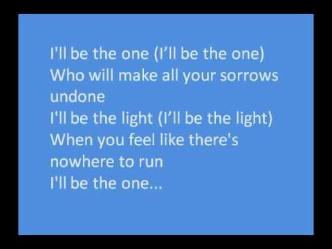 The One by Backstreet Boys   Karaoke with Lyrics