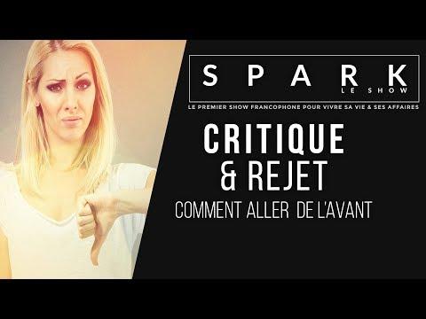 Dépasser la critique I SPARK LE SHOW I Franck Nicolas