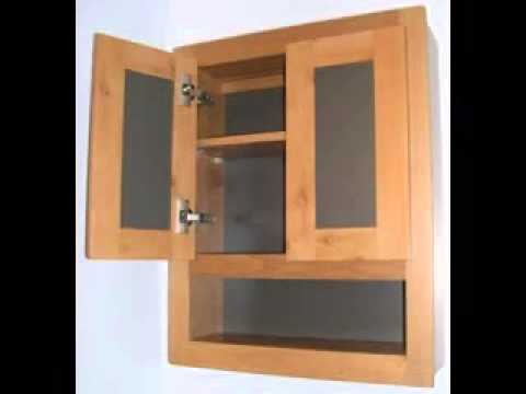 Bathroom wall cabinets design ideas