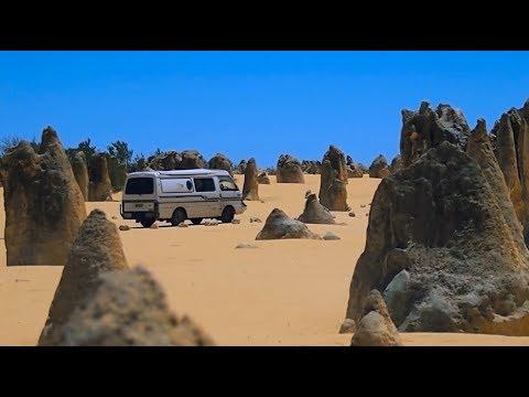 14 - Explorations du désert de Pinnacles - Aventures en Australie