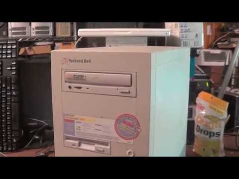 Packard Bell Multimedia S618 PC Overview