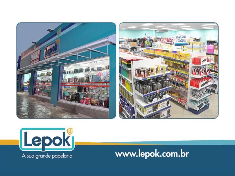 LEPOK - A SUA GRANDE PAPELARIA - YouTube ad813f77cf