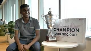 FIFA Online 3 SEA Open Championship 2016 - Amraan (Champion)