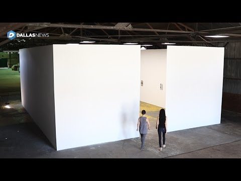 Opening a new art space in South Dallas called The Box Company