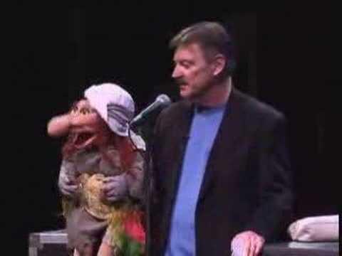 Ventriloquist - Dale Brown - Bag Lady - dale-brown.com