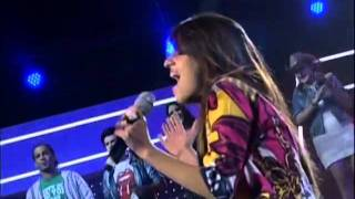 Ídolos 2011 Karielle Gontijo - Adrenalina Luan Santana