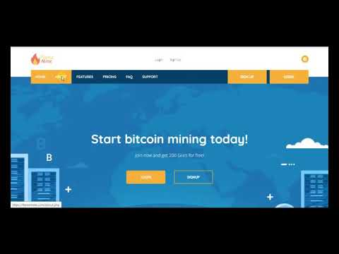 New Bitcoin Mining 2019 | Free 200 Gh/s Auto Miner | No investment