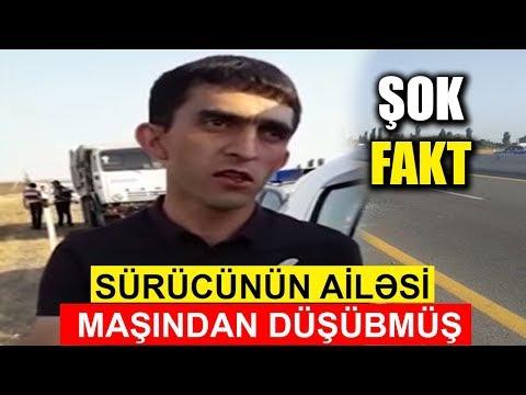 8 Nəfərin öldüyü Dəhşətli Qəza Barədə ŞOK FAKT
