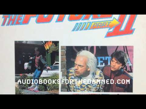 Back to the Future Part II novelization (unabridged audiobook)