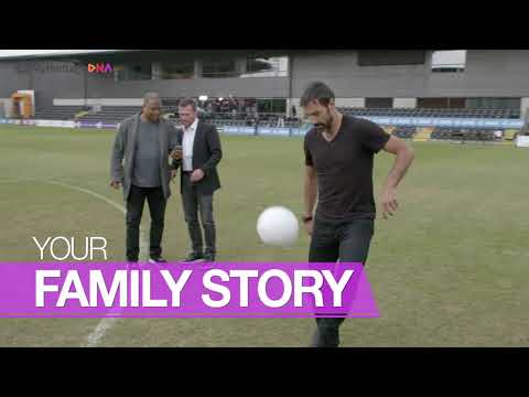 ROBERT PIRES DISCOVERS HIS ROOTS WITH MYHERITAGE DNA
