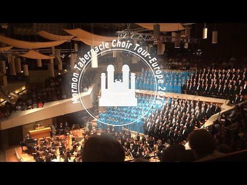 Mormon Tabernacle Choir Tour - Europe 2016 (Dave and Tawna Marsh)