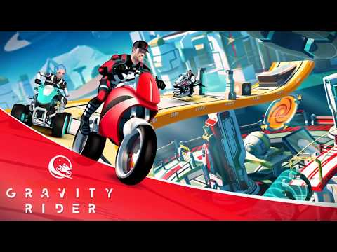 Gravity Rider Space Bike Racing Game Online Apps On
