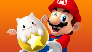 Puzzle & Dragons Z + Super Mario Bros Edition Review Commentary