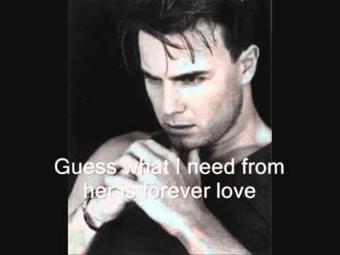 Gary Barlow - Forever Love (Karaoke).wmv