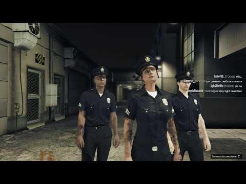 GTA Online - The Vespucci Job Gameplay