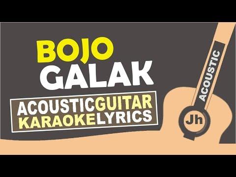 Pendhoza, Nella Karisma - Bojo Galak (Karaoke Acoustic)