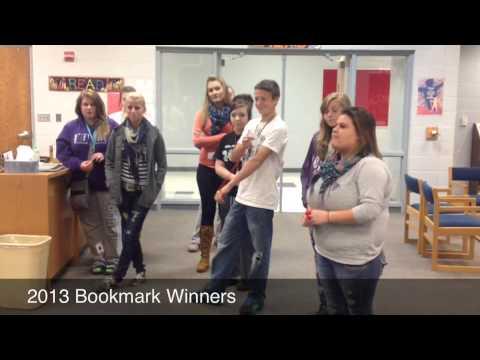 2013 Bookmark Winners