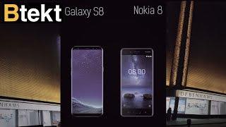 Nokia 8 vs Galaxy S8 low light comparison