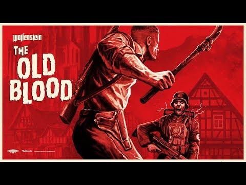 Wolfenstein The Old Blood - Game Play |