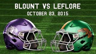 Blount vs LeFlore 2015
