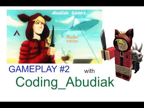 Abudiak Mad Games Gameplay 2 With Coding Abudiak Youtube