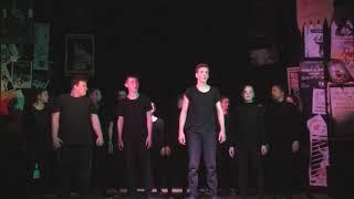 Показ по актерскому мастерству 1 курса НХТ по виду Театральное творчество  «Движение вверх»