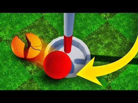 SMASHED KWEBBELKOP TO PIECES! (Golf It)