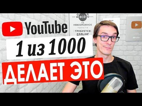 Рабочая схема, как раскрутить свой канал на YouTube с нуля. Раскрутка YouTube канала 2020
