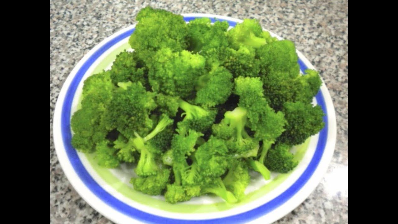 brocoli como se prepara
