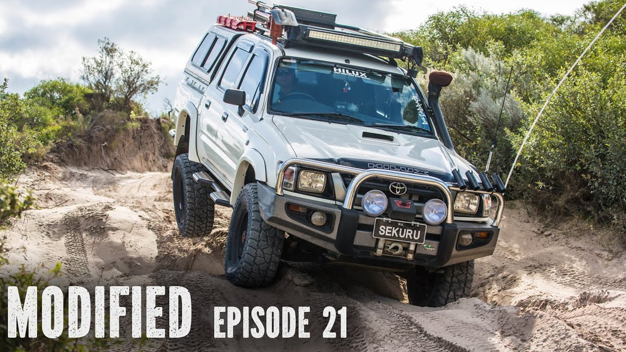 Modified Toyota Hilux Modified Episode 21 Youtube