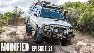Modified Toyota Hilux, Modified Episode 21