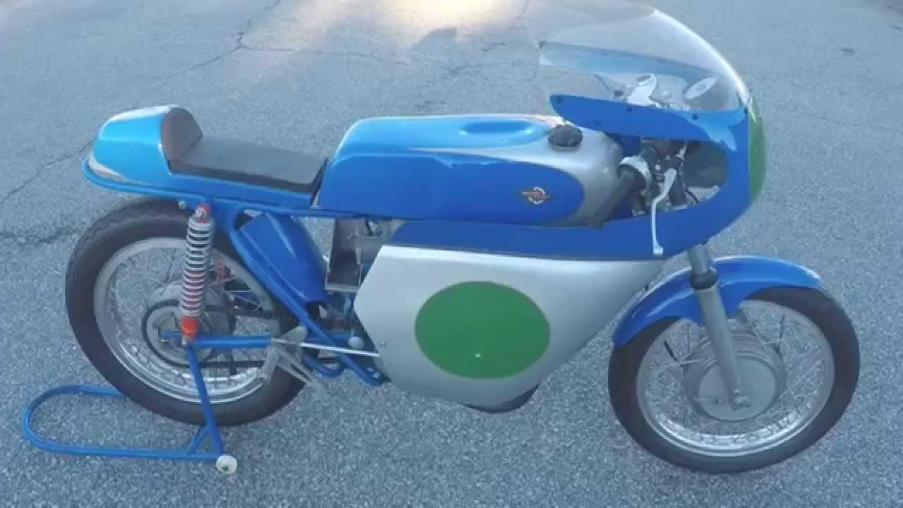 Vintage Ducati 250 GP Race Bike