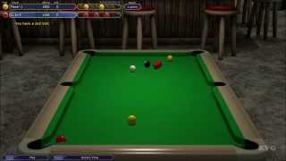 Virtual Pool 4 Gameplay (PC HD) [1080p]