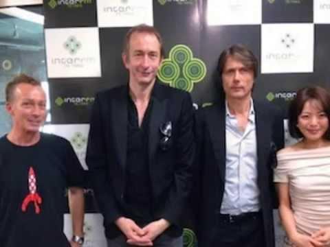 Suede LHR出演 InterFM,Tokyo,