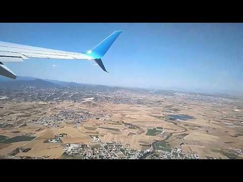 Перелёт на Боинге 737 с Кипра (Ларнака) до Москвы (Внуково). Май 2019.