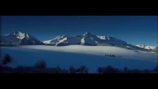 The Hateful Eight - Giacomo Migliorati Music - Official Teaser Trailer ITALIANO