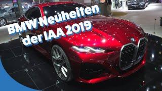 S01E04 - Die BMW Neuheiten der IAA 2019 - 1er, 3er Touring, X6, 8er Gran Coupé, Alpina B3 und Mini.