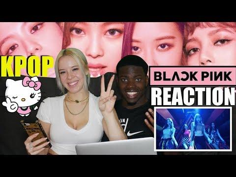 KPOP REACTION BLACKPINK - '뚜두뚜두 (DDU-DU DDU-DU)' M/V