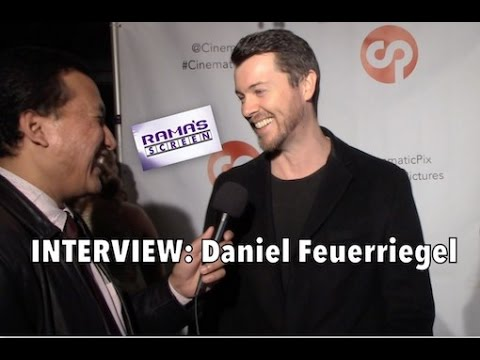 My 'MEN OF SCIENCE FICTION' Red Carpet  with Daniel Feuerriegel of